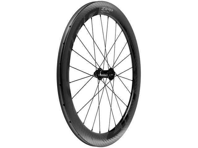 """Zipp 404 NSW Roue Avant 28"""" 12x100mm Carbon Disque CL Tubeless, black"""
